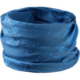 Dynafit Logo Primaloft Halsbedekking blauw